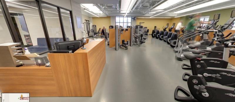 Homewood Community Center Aims